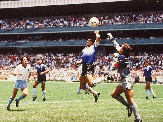 10 новаторских дизайнерских решений в истории футбольной формы. Изображение № 2.