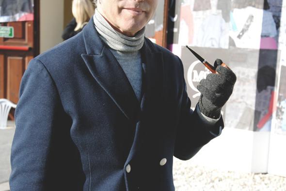 Детали: Репортаж с выставки мужской одежды Pitti Uomo. День первый. Изображение № 58.