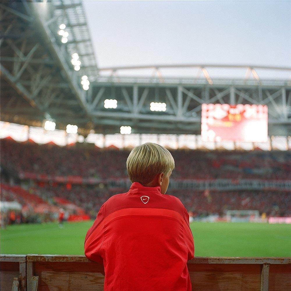 Фоторепортаж: Матч открытия нового стадиона «Спартака». Изображение № 9.