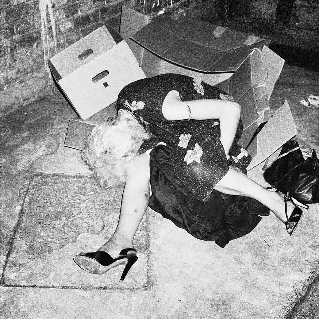 Фотопроект: Лондонские сквоты 1980-х. Изображение № 9.