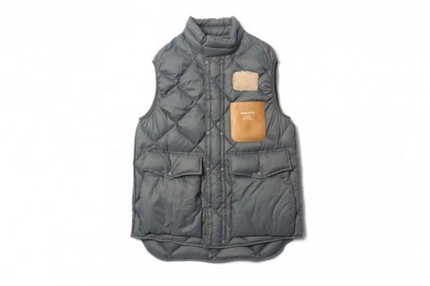 Марка Undercover выпустила вторую часть осенней коллекции одежды. Изображение № 3.