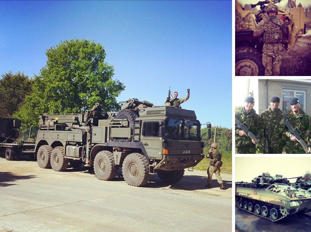 Что публикуют в своих Instagram военные разных стран. Изображение № 15.