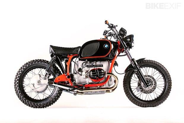 Мастерская Cytech представила новый кастомный мотоцикл BMW R90/6 Hustler. Изображение № 1.