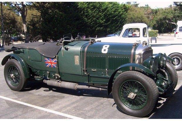 Bentley Speed Six. Изображение № 2.