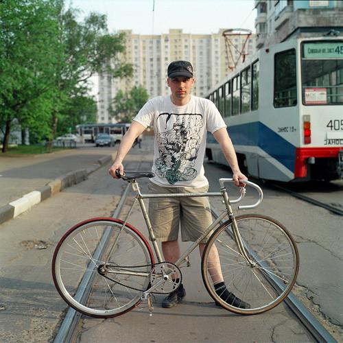 Члены сообщества Fixed Gear Moscow. Изображение № 14.