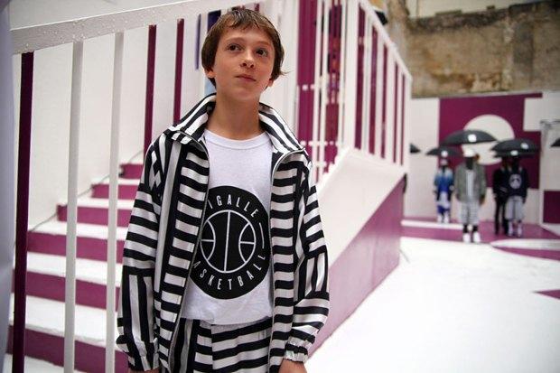 Марка Pigalle опубликовала лукбук баскетбольной коллекции. Изображение № 3.