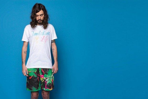 Французская марка Sixpack опубликовала лукбук весенней коллекции одежды. Изображение № 13.