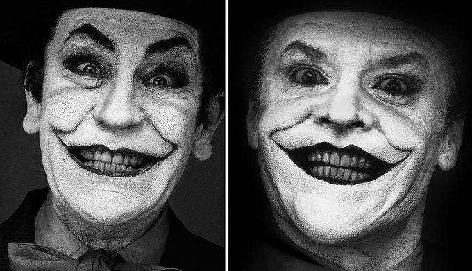 Джона Малковича пересняли на манер культовых фотографий. Изображение № 11.