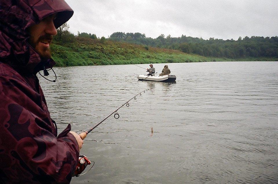 Фоторепортаж: Как редакторы FURFUR съездили на рыбалку. Изображение № 42.