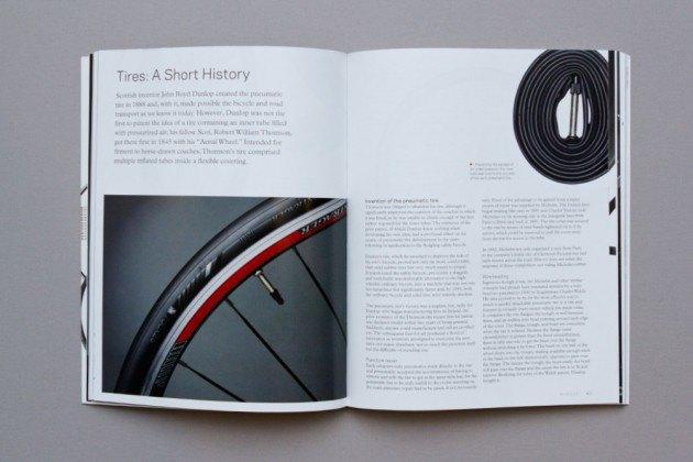 Вышел подробный атлас устройства современного велосипеда. Изображение № 4.