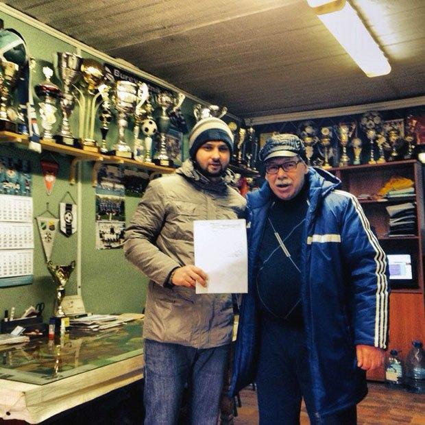Футбольные фанаты оплатили штраф, наложенный на собственный клуб. Изображение № 1.