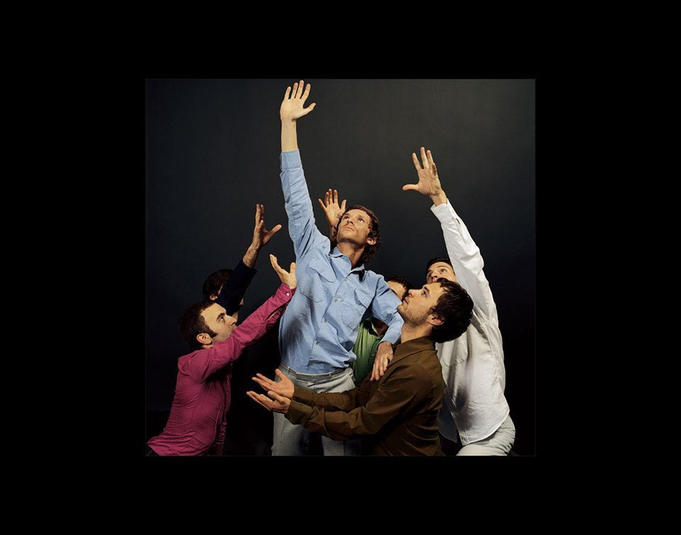 Фотопроект «Регби»: Абсурдность большого спорта глазами Эдуара Леве. Изображение № 1.