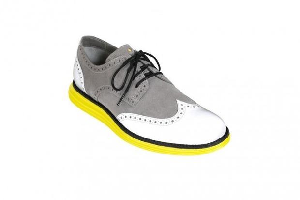 Марка Cole Haan выпустила две новые модели обуви с подошвой кроссовок Nike Lunar. Изображение № 4.