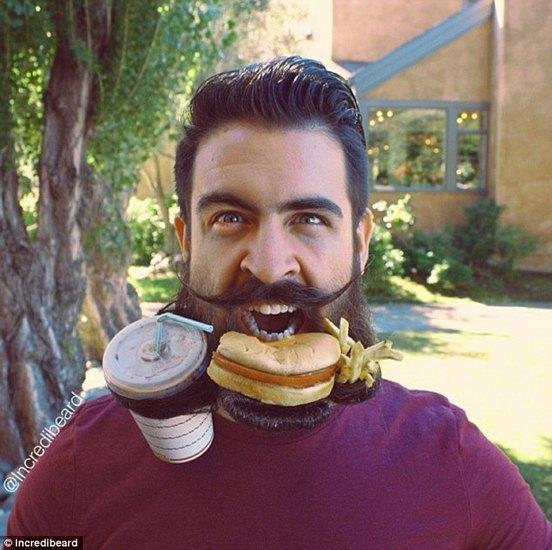 Американец с бородой невероятной формы покоряет блогосферу. Изображение № 3.