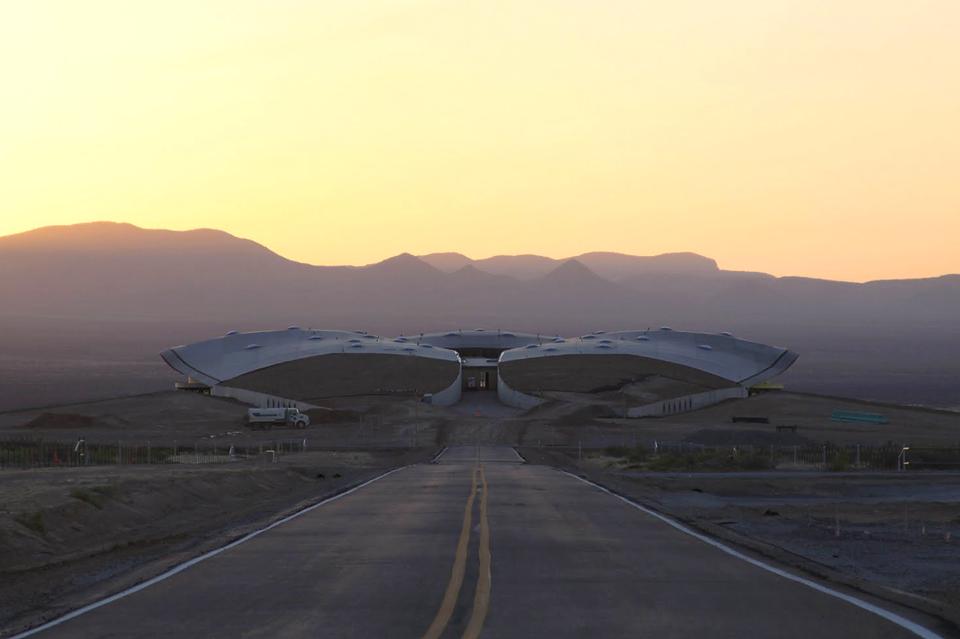 Космическая одиссея: Фотографии первого в мире частного космопорта. Изображение № 7.