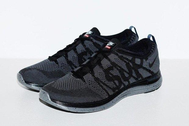 Капсульная коллекция кроссовок Supreme и Nike была продана за 30 секунд. Изображение № 1.