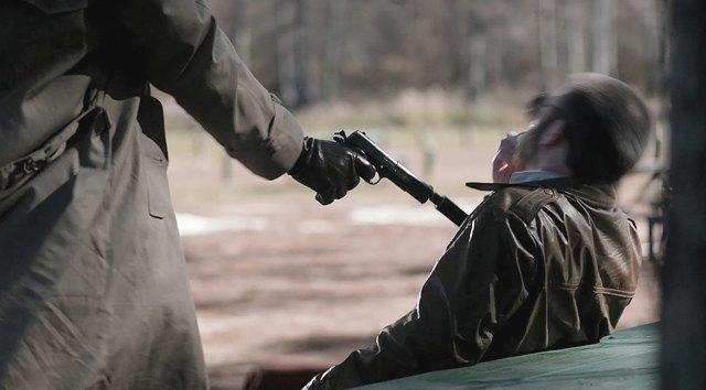 Пистолет кольт в истории американской армии, кино и масс-медиа. Изображение № 31.
