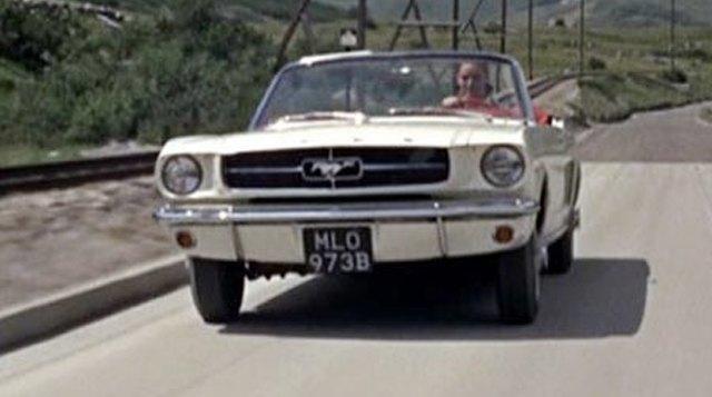 Ford Mustang: как бюджетный маслкар стал символом американского автопрома. Изображение № 19.