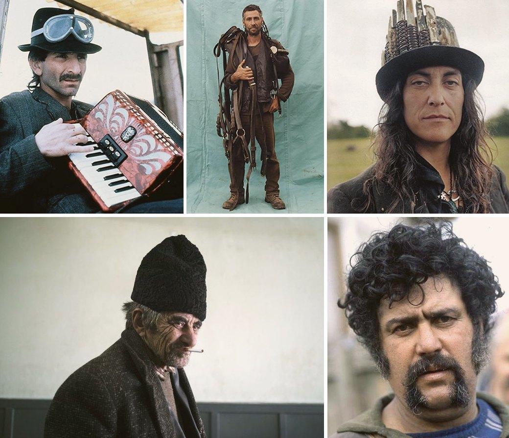 Gipsy kings: Стильные приемы, которым стоит поучиться у цыган. Изображение № 2.