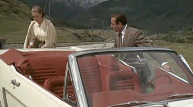 Ford Mustang: как бюджетный маслкар стал символом американского автопрома. Изображение № 20.