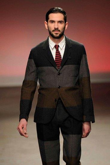 Марка Oliver Spencer представила осеннюю коллекцию одежды. Изображение № 4.