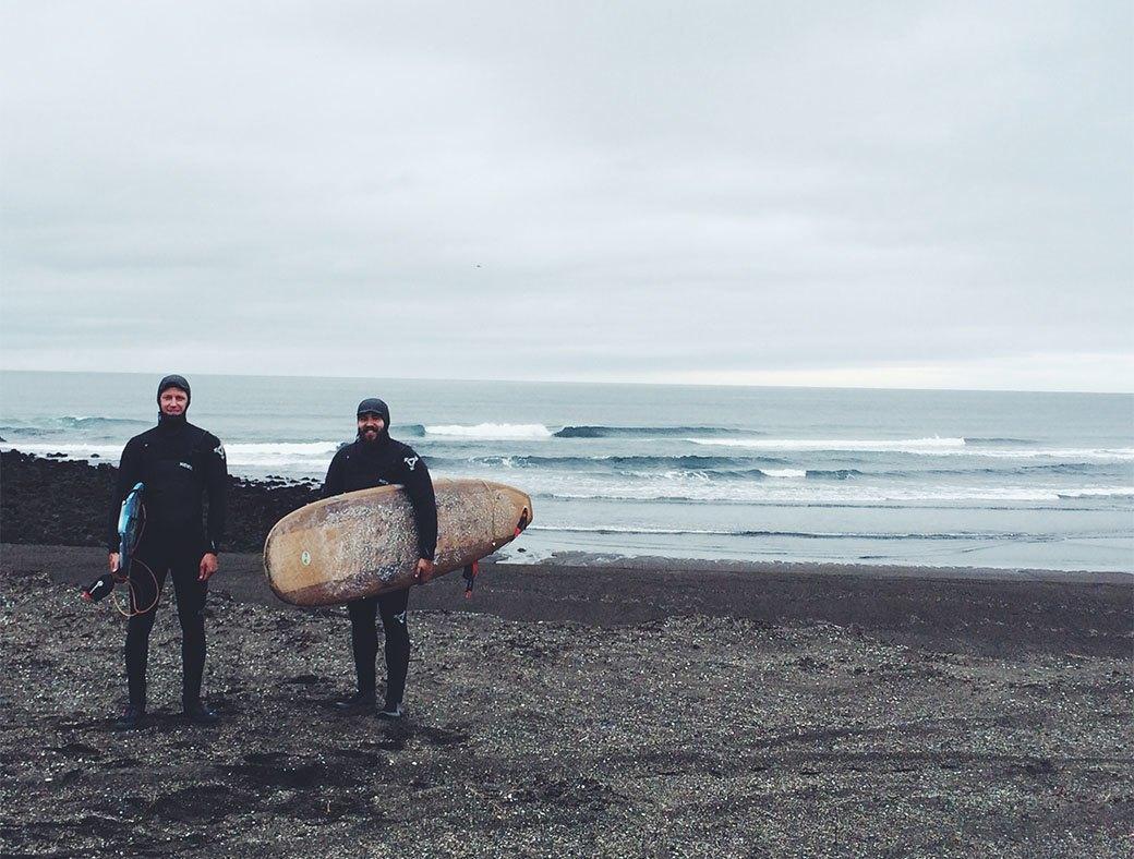 Как мы проехали всю Европу на мотоциклах, чтобы посёрфить у берегов Исландии. Изображение № 16.
