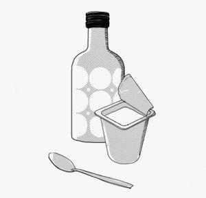 Палец, йогурт и мышонок: Из чего делают экзотические алкогольные напитки. Изображение № 2.