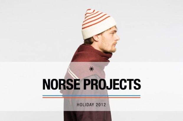 Марка Norse Projects представила новую коллекцию одежды своей линейки Holiday. Изображение № 1.