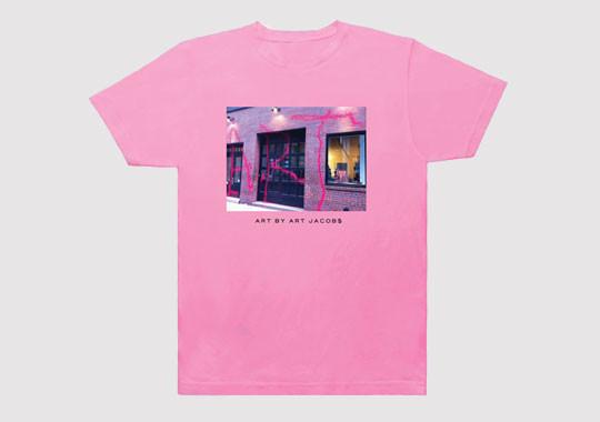Художник Kidult и марка Marc Jacobs обменялись колкостями через футболки. Изображение № 2.