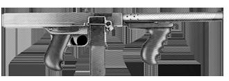 Царь-пушка: История Томми-гана, любимого оружия гангстеров. Изображение № 4.