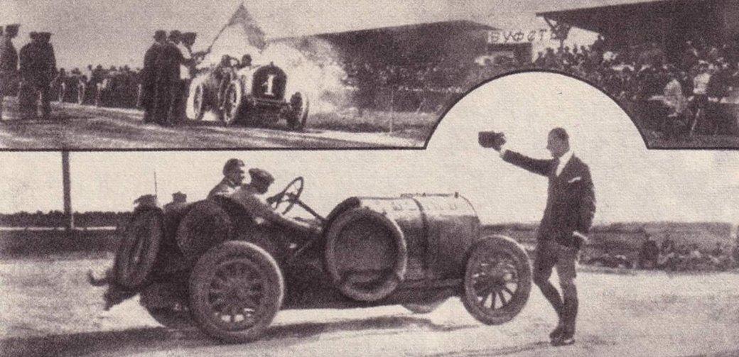 Жизнь до «Формулы»: История первых автогонок в России. Изображение № 1.