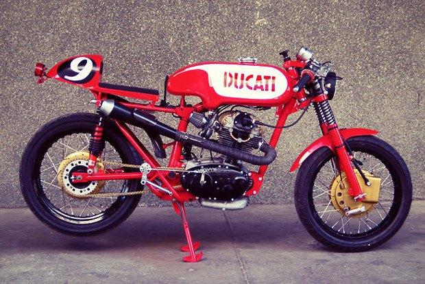 Ателье Radical Ducati прекращает работу. Изображение № 4.