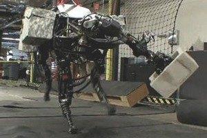 Компания DARPA изготовила гусеничного робота для Пентагона . Изображение № 3.