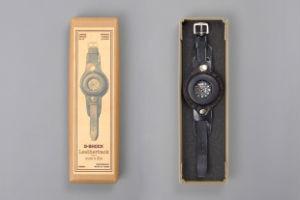 Компании Casio и Medicom Toy выпустили совместную модель часов G-Shock. Изображение № 2.