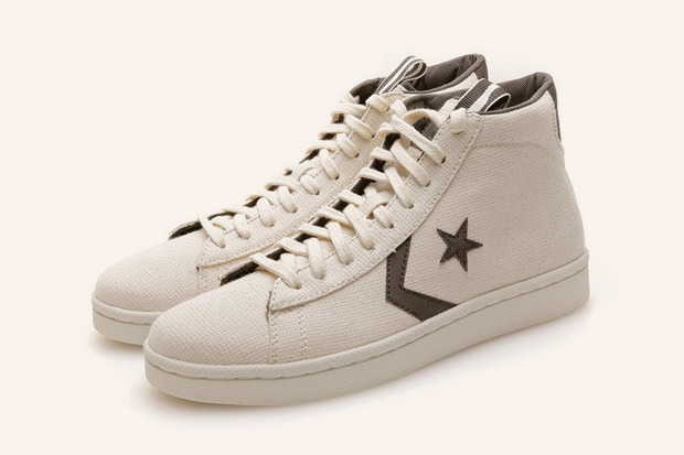Converse First String Pro Canvas Hi. Изображение № 27.