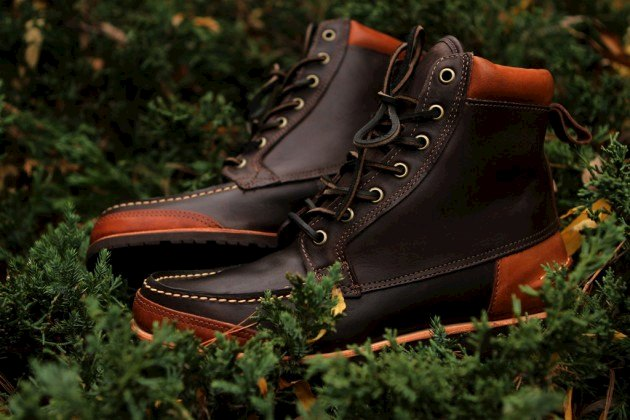 Дизайнер Ронни Фиг и марка Sebago представили осенне-зимнюю коллекцию обуви. Изображение № 10.