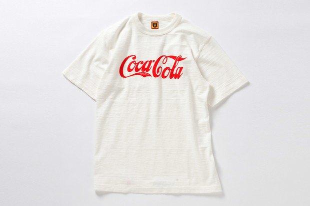 Японские марки Human Made, Beams и компания Coca-Cola представили совместную коллекцию одежды. Изображение № 9.