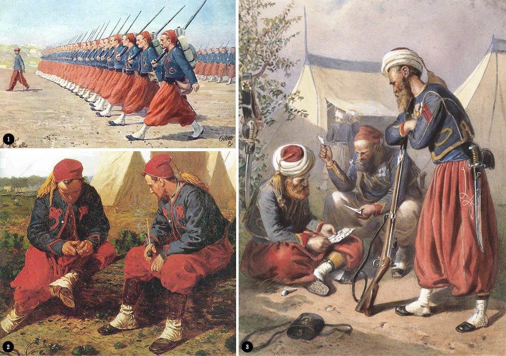 Зуавы: Как французские головорезы стали символом войн XIX века. Изображение № 1.