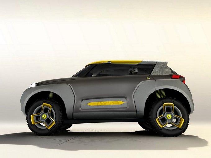 Renault разработали автомобиль с летающим «помощником». Изображение № 3.