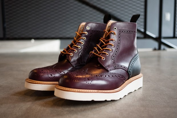 Дизайнер Марк МакНейри и канадский магазин Haven представили совместную коллекцию обуви. Изображение № 3.