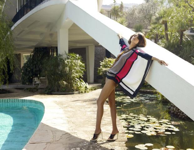 Модель Джейза Чиминаццо снялась в рекламе нижнего белья La Perla. Изображение № 10.