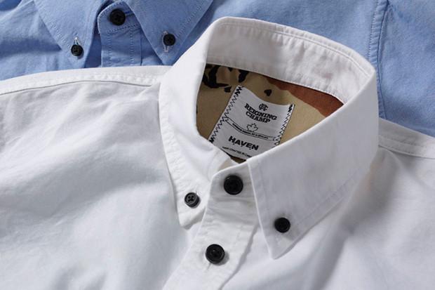 Марка Reigning Champ и магазин Haven выпустили совместную коллекцию одежды. Изображение № 5.