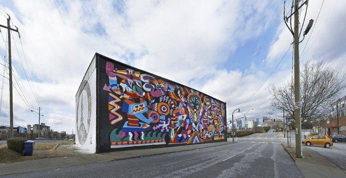 Google Street Art: Онлайн-музей граффити под открытым небом. Изображение № 29.