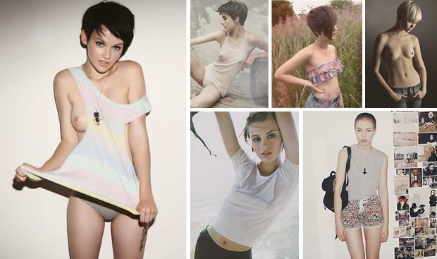 Шоу-гелз: 100 тумблер-блогов с фотографиями девушек. Часть вторая.. Изображение № 45.