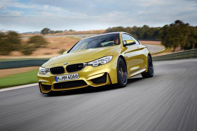 BMW представила новый седан M3 и купе M4. Изображение № 3.