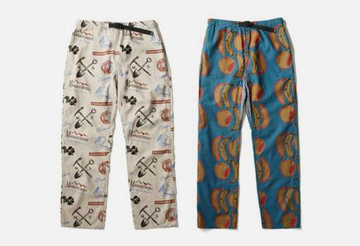 Американская марка Manastash выпустила весеннюю коллекцию одежды. Изображение № 13.