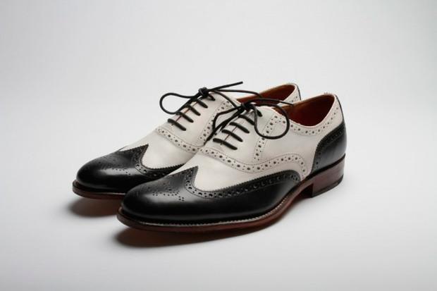 Марка Grenson выпустила осеннюю коллекцию обуви. Изображение № 5.