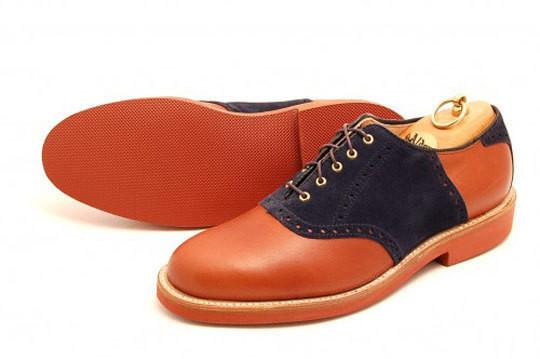 Изображение 1. Обувная компания Alden создала облегченные оксфорды.. Изображение № 1.