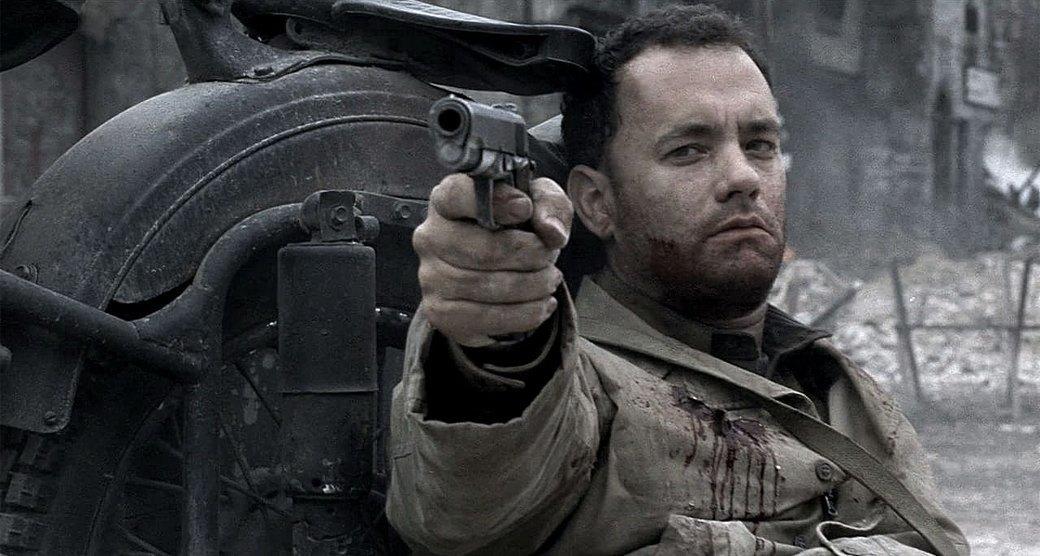 Пистолет кольт в истории американской армии, кино и масс-медиа. Изображение № 6.