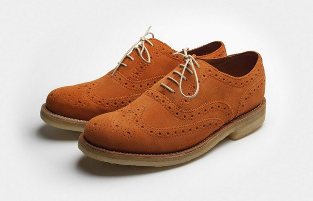 Марка Grenson выпустила весеннюю коллекцию обуви. Изображение № 17.